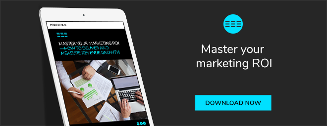 Learn how to master your marketing ROI